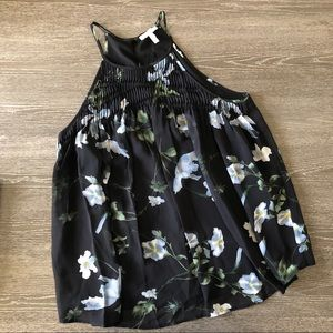 Joie Tops - Joie Silk Floral Tank Top